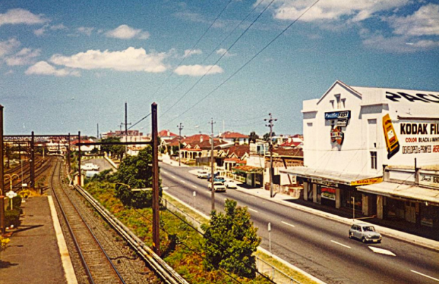 Pacific Photo Lab, 1970. Image courtesy Kogarah Library.