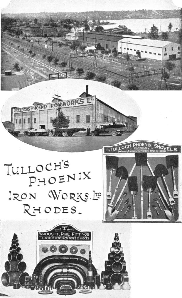 Tulloch's 1