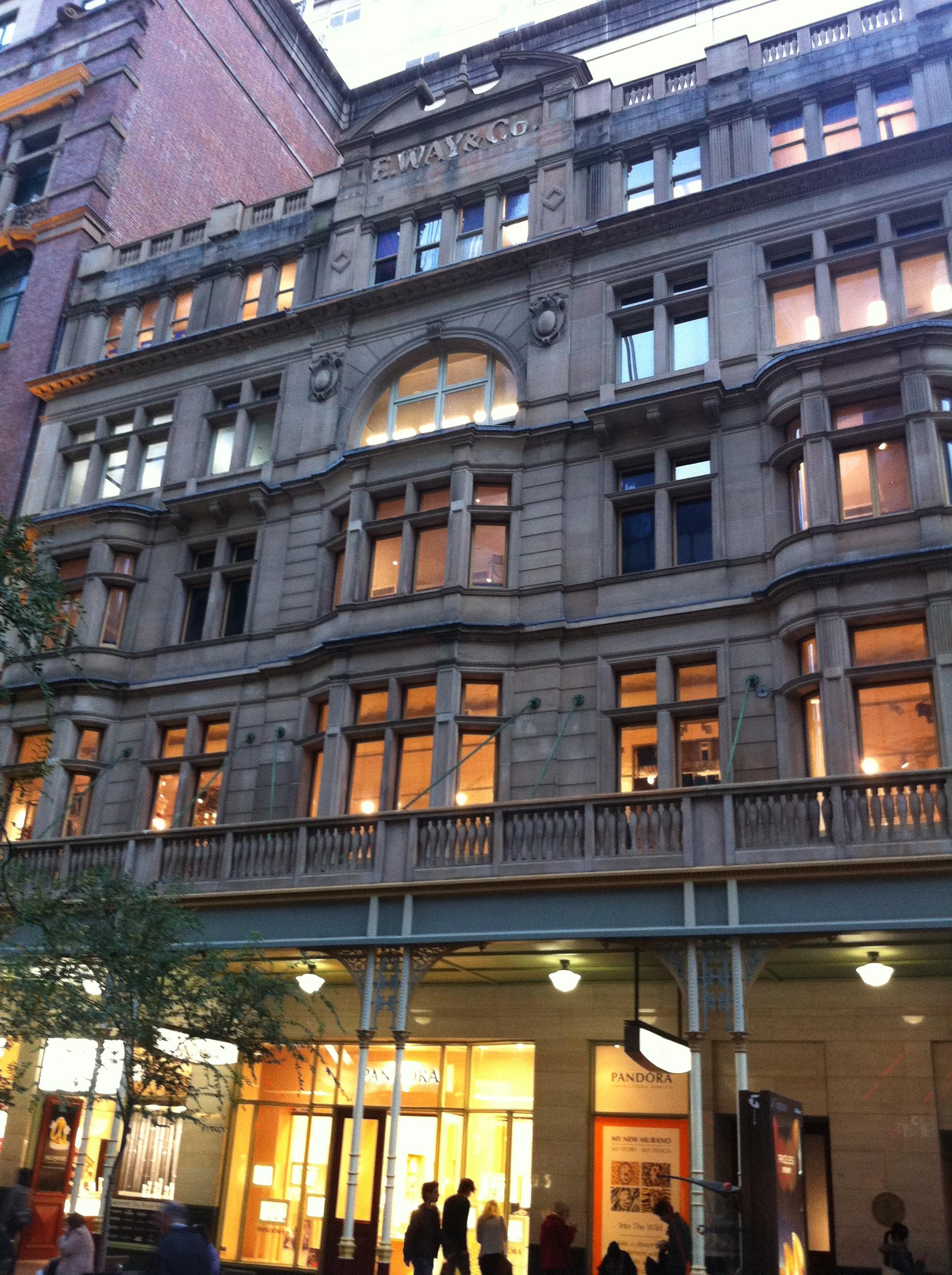 Ugg Store Pitt Street Sydney