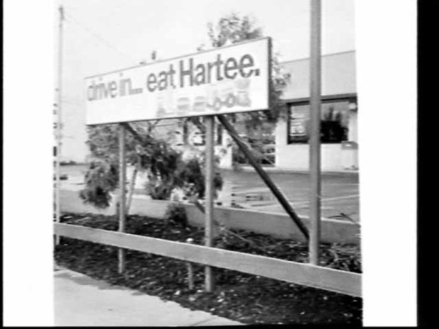 Hartee's Kogarah, November 1973. Image courtesy State Library of NSW.