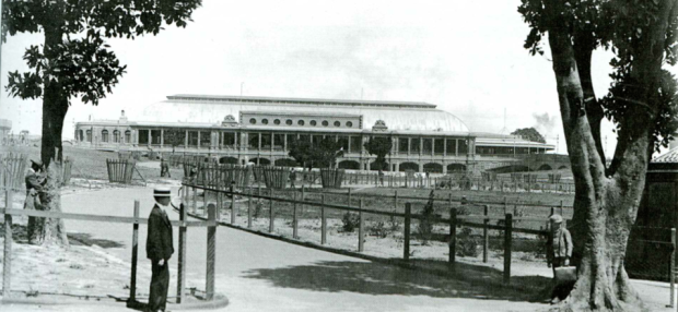 Central Station, 1906. Image courtesy State Records NSW.