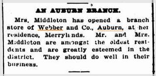 Cumberland Argus, February 22 1922.