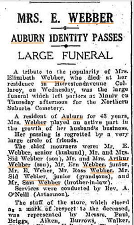 Cumberland Argus, January 27 1938.