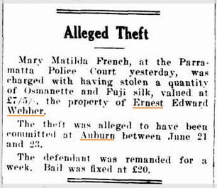 Cumberland Argus, June 28 1937.