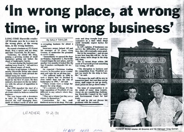 Leader, February 5 1991