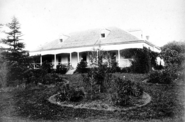 Granny would be proud. Rhodes House, 1875. Image courtesy City of Canada Bay.