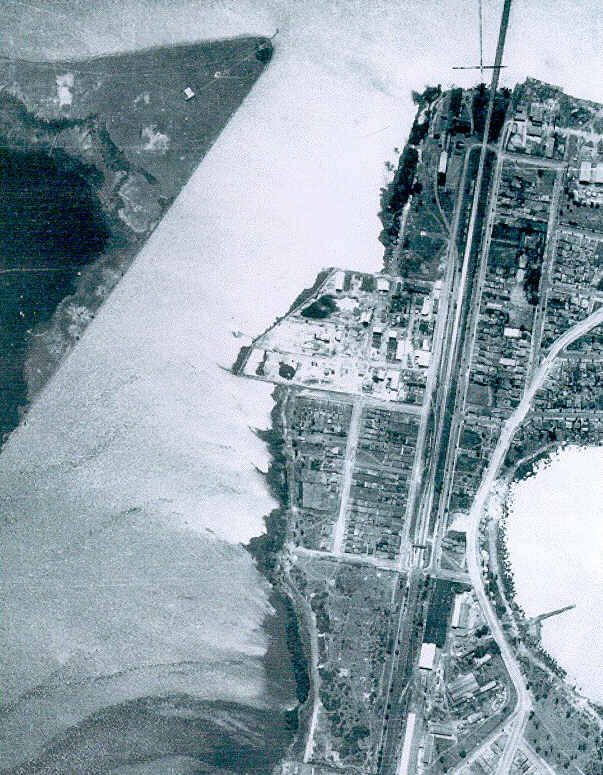 Rhodes, 1942. Image courtesy City of Canada Bay.
