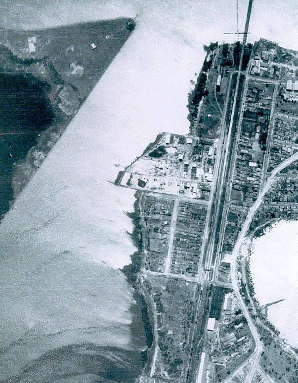 Rhodes, 1942. Image courtesy City of Canada Bay.