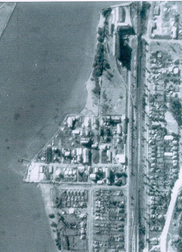 Rhodes, 1949. Image courtesy City of Canada Bay.