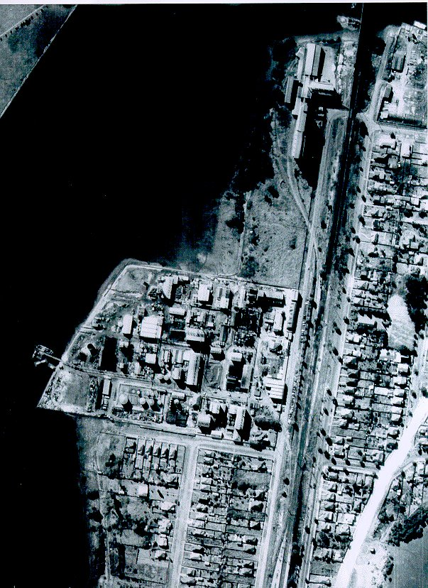 Rhodes, 1951. Image courtesy City of Canada Bay.