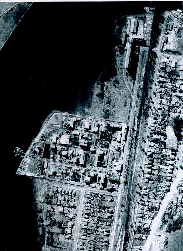 Rhodes, 1951. Image courtesy City of Canada Bay.