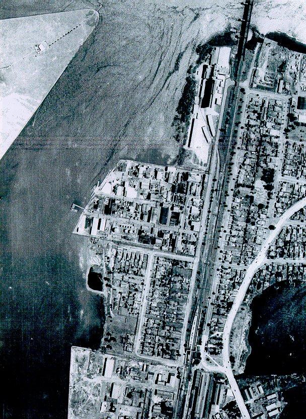 Rhodes 1956 Image Courtesy City Of Canada Bay