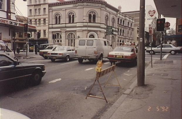 Bank of NSW, 1992. Image courtesy City of Sydney Archives