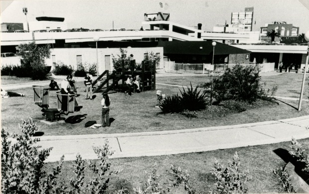 Snowy Hill Park, 1978. Image courtesy Hurstville Council