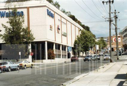 Westfield, 1983. Image Courtesy Hurstville Library
