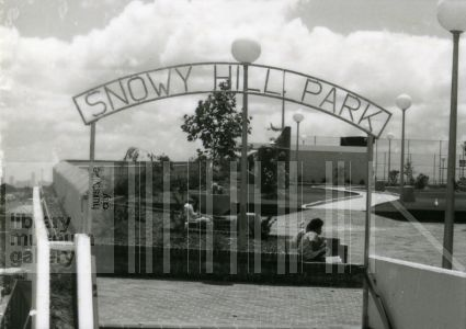 I wonder where this sign is today? 1978. Image courtesy Hurstville Library