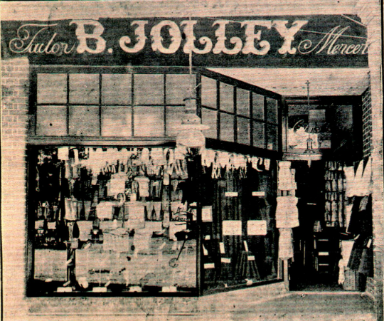 Jolley 1.0, 1910. Image courtesy B Jolley's