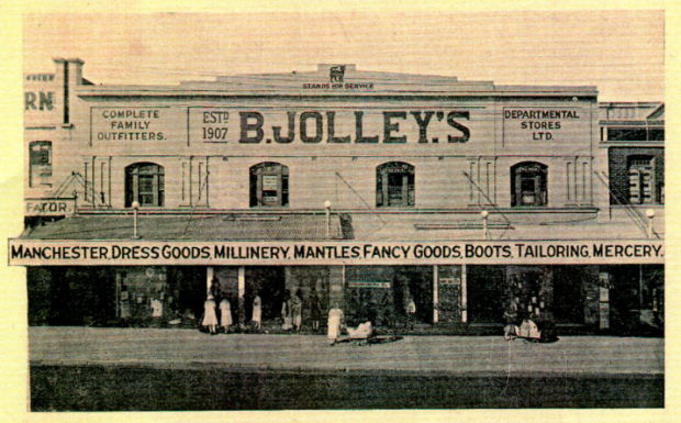 Jolley's, Mk. II, 1927. Image courtesy B Jolley's