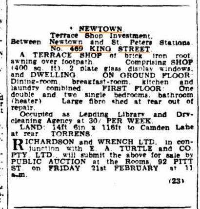 SMH, 19 February 1947