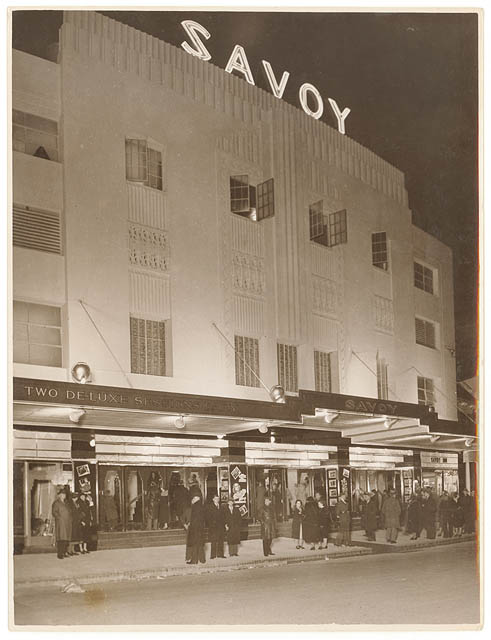 Hurstville Savoy, 1938. Image courtesy State Library NSW