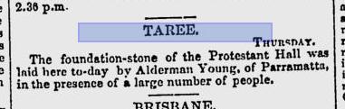 SMH, August 11 1876