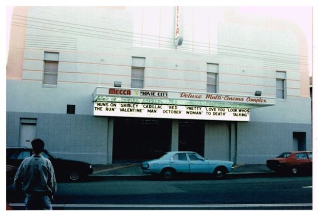 Kogarah Mecca, 1990. Image courtesy Guy Warren/Sydney Cinema Flashbacks