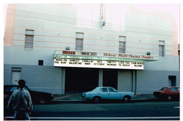 Kogarah Mecca, 1990. Image courtesy Guy Warren/Sydney Cinema Flashbacks
