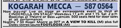 SMH, Jan 21 1986