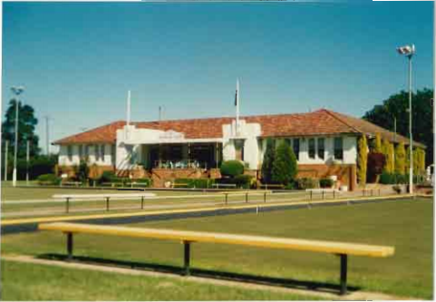 Taree City Bowling Club, 1990. Courtesy Greater Taree City Council