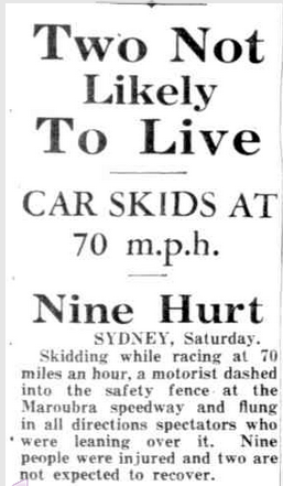 Adelaide Mail, Saturday, Nov 24 1934