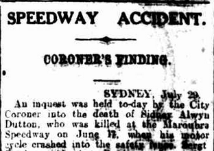 Brisbane Courier, Friday, July 30 1926