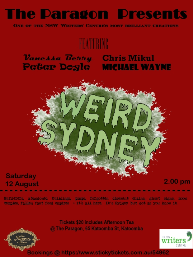 Weird Sydney Final